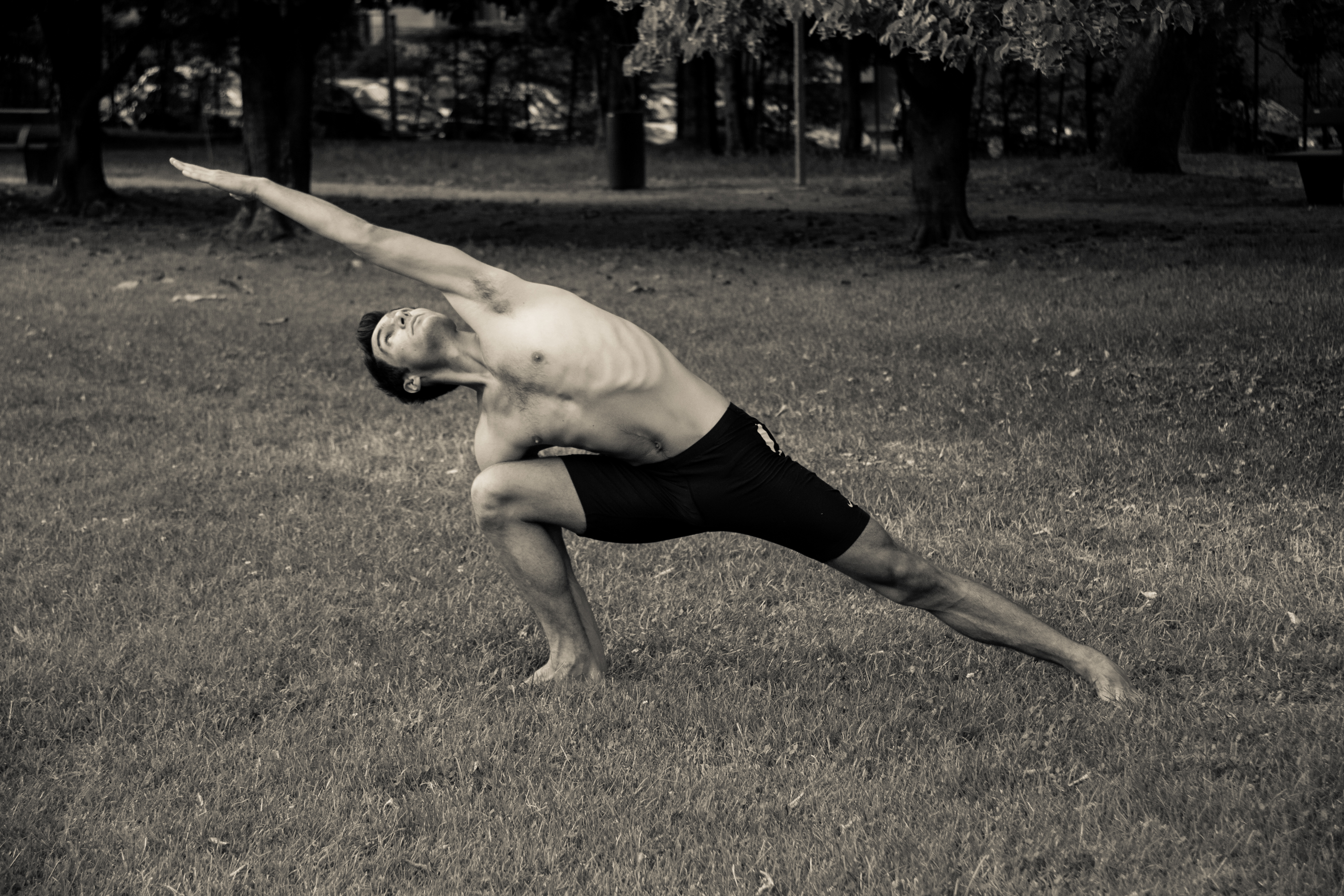 Daniele Mascherin – Campione Veneto 2019 di Ginnastica-Yoga